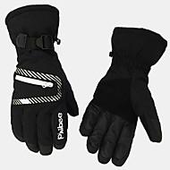 Winter Handschoenen Skihandschoenen Heren Dames Lange Vinger Houd Warm waterdicht Skiën Wintersporten Nylon Skiën Winter