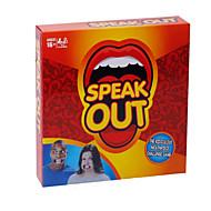 Hallloween figuren Halloweenspeelgoed Speeltjes Lippen Klassiek Thema Game Mode Jongens Meisjes 1 Stuks