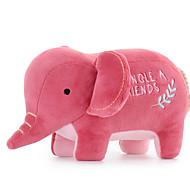 장난감을 채웠다 장난감 코끼리 하마 동물 동물 애니멀 아동용 조각