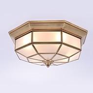 Traditionel / Klassisk Takplafond Til Inngang Garage AC 220-240 AC 110-120V Pære ikke Inkludert