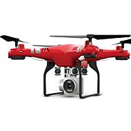ieftine -RC Dronă X52HD 4CH 6 Axe 2.4G Cameră HD 1080P Quadcopter RC Înălțime de susținere WIFI FPV Iluminat LED O Tastă Pentru întoarcere