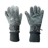 お買い得  -スキーグローブ 男女兼用 フルフィンガー 保温 塗装 スキー ハイキング 戸外運動 サイクリング / バイク オートバイ 冬