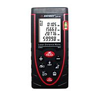 preiswerte Füllstand-Messgeräte-Sndway sw-60 handheld digital 60m 196ft laser distance messer mit abstand&Winkelmessung (1.5v aaa Batterien)
