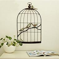 billige Veggdekor-Veggdekor Jern Antikk Veggkunst, Veggkunst i metall av 1
