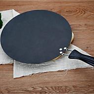 tanie Naczynia do gotowania-Naczynia Żeliwo Zaokrąglanie Patelnie i patelnie 1pcs