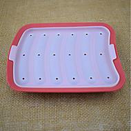 billige Bakeredskap-Baking Innsatser Kvadrat For kjøkkenutstyr for Kjøtt Multifunktion silica Gel Enkel Multifunksjonell
