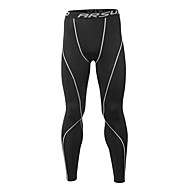 Arsuxeo Herre Løbetights Træningsleggings Fitness, Løb & Yoga Svedtransporende Tredimensionel Skrædder Blød 3/4 Tights Underdele Yoga