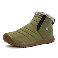 メンズ 靴 オーダーメイド素材 冬 秋 コンフォートシューズ スノーブーツ ブーツ 用途 カジュアル ブラック アーミーグリーン ブルー