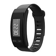 tanie Inteligentne zegarki-Inteligentne Bransoletka Zaprojektowany specjalne Modny design Water-Repellent Ekran dotykowy Kalendarz Krokomierze Zabawne Powiadamianie