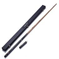 Three-quarter Two-piece Cue Cue Sticks & Accessories Snooker English Billiards Ash Ebony