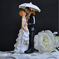 Cake Topper Friends Wedding Plexiglas Wedding Party with Gift Box