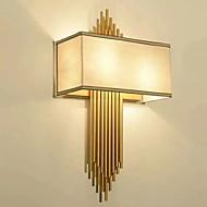 baratos Arandelas de Parede-QIHengZhaoMing Simples / Moderno / Contemporâneo Luminárias de parede Metal Luz de parede 110-120V / 220-240V 3 W / E14 / E12