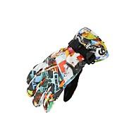 スキーグローブ 子供用 保温 防水 防水素材 スキー ハイキング バイク 冬