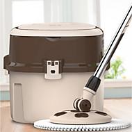 お買い得  キッチン用クリーニング用品-高品質 キッチン リビングルーム モップ,ステンレス鋼