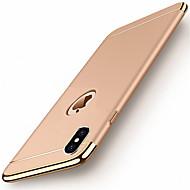 Θήκη Za Apple iPhone X iPhone 8 Maska iPhone 5 iPhone 6 iPhone 7 Pozlata Stražnja maska Jedna barva Tvrdo PC za iPhone X iPhone 8 Plus