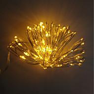 billige Bestelgere-zdm vanntett 10m 100 led usb 5v fairy streng lys firefly lys christmas decor christmas lights multi farge