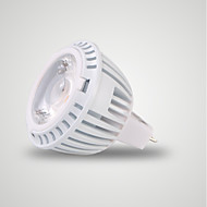 billige Spotlys med LED-GMY® 1pc 7W 520 lm GU5.3 LED-spotpærer 1 leds COB LED Lys Varm hvit