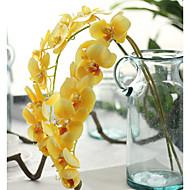 billige Kunstige blomster-1 Gren Plastikk Andre Bordblomst Kunstige blomster
