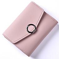 cheap Bags-Women's Bags PU Coin Purse Buttons for Casual Light Gray / Sky Blue / Khaki