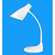 billige Skrivebordslamper-Moderne / Nutidig Øyebeskyttelse Skrivebordslampe Til 220V Hvit
