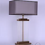 Taiteellinen Silmäsuoja Pöytälamppu Käyttötarkoitus Lasi 220V Vaaleanharmaa