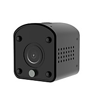 billige IP-kameraer-VESKYS 1 mp IP Camera Innendørs Support64 GB / Mini / CMOS / Trådløs / Dynamisk IP-adresse / Android