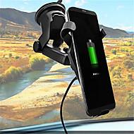 billige -Bil Oplader / Trådløs Oplader USB oplader USB Qi 1 USB-port 1 A DC 5V iPhone 8 Plus / iPhone 8 / S8 Plus