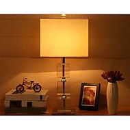 Tunnelmavalo Taiteellinen Pöytälamppu Silmäsuoja Päälle/pois -kytkin AC-virtalähde 220V Kristalli