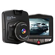 M001 HD 1280 x 720 / 1080p 車のDVR 120度 / 140度 広角の 2.4 インチ LCD ダッシュカム とともに ナイトビジョン / G-Sensor / モーションセンサー カーレコーダー / エンドレスレコーディング / WDR