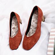 レディース 靴 PUレザー 春 夏 コンフォートシューズ サンダル フラットヒール オープントゥ のために ドレスシューズ ブラック キャメル ダークブラウン