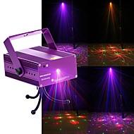 Χαμηλού Κόστους Φώτα σκηνής-U'King Λέιζερ Φως Σκηνής DMX 512 Master-Slave Ενεργοποίηση με  Ήχο Τηλεχειριστήριο 12 για Κλαμπ Γάμος Σκηνή Πάρτι Για Υπαίθρια Χρήση