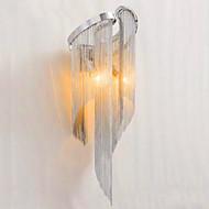 baratos Arandelas de Parede-Moderno / Contemporâneo Luminárias de parede Sala de Estar / Quarto Metal Luz de parede 110-120V / 220-240V 40W
