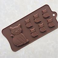 Cake Moulds Til Slik til Kage til Chocolade Is Brød Silikone Gummi silica Gel GDS Friktionsfri Bagning Værktøj