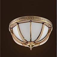 billige Taklamper-ZHISHU 3-Light Takplafond Nedlys - Mini Stil, 110-120V / 220-240V Pære ikke Inkludert / 10-15㎡ / E26 / E27