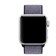 billiga Smart klocka Tillbehör-klockband för äpple klock serie 3/2/1 äpple handledsrem modern spänne nylon