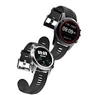 tanie Inteligentne zegarki-Inteligentny zegarek Wielofunkcyjny Wyświetlanie czasu Wifi Rejestrator snu Budzik Chronograf siedzący Przypomnienie Bluetooth 4.0
