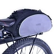 Χαμηλού Κόστους ROSWHEEL®-Rosewheel 13 L Τσάντες αποσκευών για ποδήλατο Αδιάβροχη, Αντανακλαστικό, Ενσωματωμένη σακούλα Βραστήρα Τσάντα ποδηλάτου Πολυεστέρας Τσάντα ποδηλάτου Τσάντα ποδηλασίας Ποδηλασία / Ποδήλατο