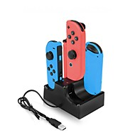 switch Type-c Batterier og Ladere Til Nintendo Switch ,  Sttiv med adapter / Quick-lading Batterier og Ladere enhet