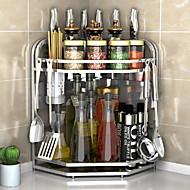 ieftine Organizatoare de Bucătărie-Teak Uşor de Folosit Bucătărie Gadget creativ Suporturi de gătit 1 buc Organizarea bucătăriei