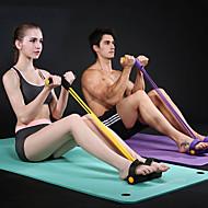 levne Zařízení a příslušenství na fitness-Cvičební gumy Jóga / Fitness / Posilovna Nastavitelný / Silový trénink Guma