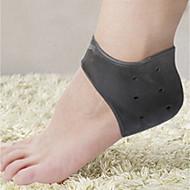 お買い得  靴用品-1ペア 矫正鞋垫 痛みを軽減します 中敷き&インサート ゲル ヒール オールシーズン 男女兼用 ホワイト ブラック ベージュ レッド