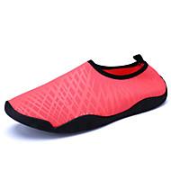 baratos Sapatos Masculinos-Unisexo Lycra / Tecido Primavera / Outono Conforto Tênis Água Fúcsia / Azul / Azul Claro