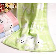 tanie Ręcznik kąpielowy-Świeży styl Ręcznik kąpielowy, Kreatywne Zwierzę Najwyższa jakość Czysta bawełna Tkana Jacquard Ręcznik