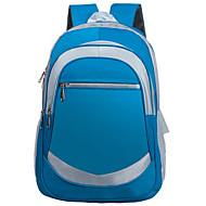 billige Skoletasker-Børne Tasker Oxfordtøj Polyester rygsæk Lynlås for Afslappet Alle årstider Blå Grøn Mørkeblå Rosa