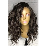 cheap Human Hair Wigs-Short Bob Glueless Full Lace Human Hair Lace Wigs Natural Hairline 130% Density Full Lace Wigs with Baby Hair 100% Brazilian Human Hair Bleached Knots