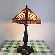 billige Lamper-metallic / Traditionel / Klassisk Dekorativ Bordlampe Til Stue Metall 220V