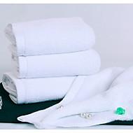 Waschlappen des neuen Artgewebes, einfarbige gesponnene einfache Tuchqualität der reinen Baumwollqualität