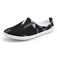 cheap Men's Slippers & Flip-Flops-Men's Shoes Fabric Spring / Fall Comfort Slippers & Flip-Flops Black / White / Black / Red / Black / Blue