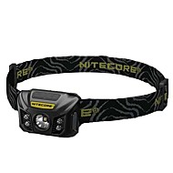 cheap Flashlights & Camping Lanterns-Nitecore NU30 Headlamps LED 400 lm Manual Mode XP-G2 With Ties Portable Water Resistant / Water Proof Lightweight Power Saving Function