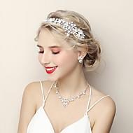 Žene Komplet nakita Umjetno drago kamenje Legura Moda Vjenčanje Večer stranka 1 Ogrlica Füllbevalók Nakit odjeće